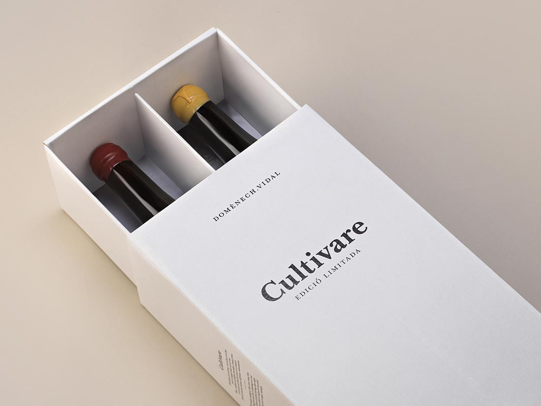 packaging cultivare